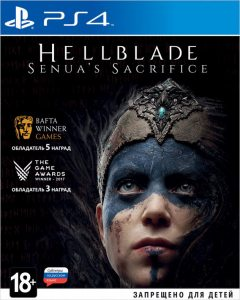 PS 4 Hellblade: Senua's Sacrifice