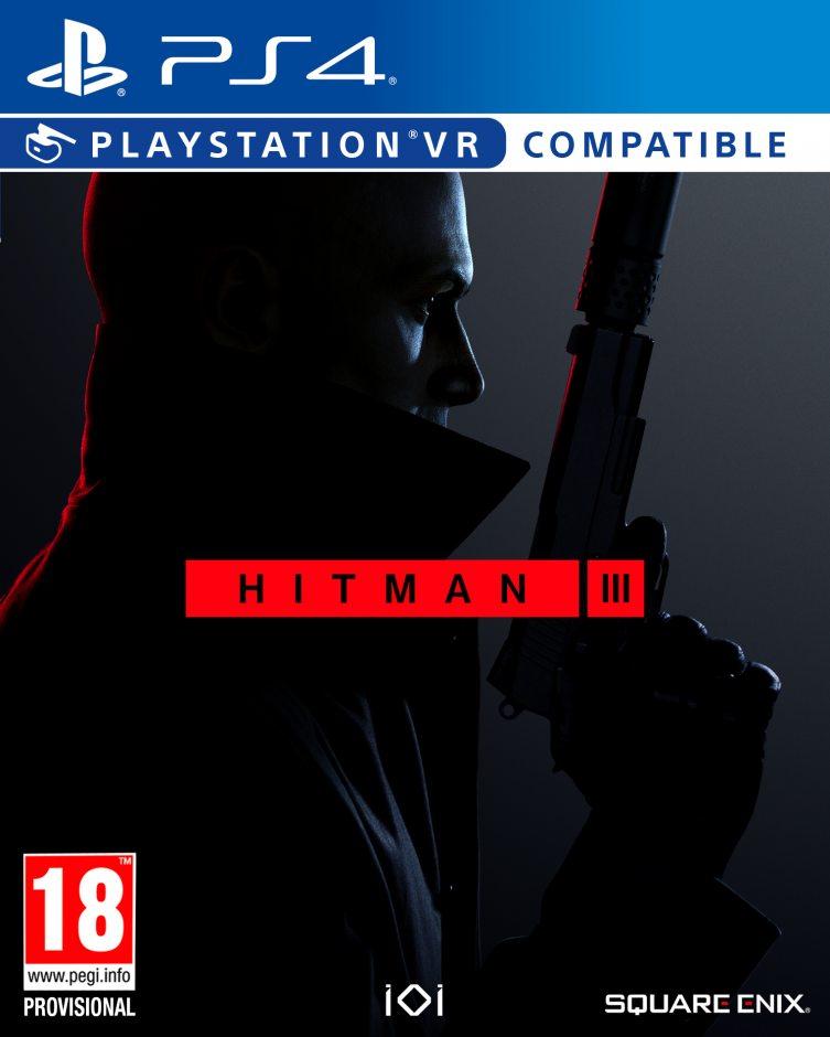 PS 4 Hitman 3 PS 4