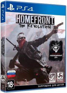 PS 4 Homefront: The Revolution