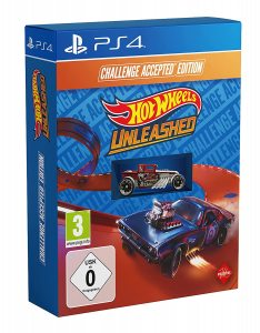 PS 4 Hot Wheels Unleashed. Challenge Accepted Edition