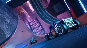 PS 4 Hot Wheels Unleashed PS 4