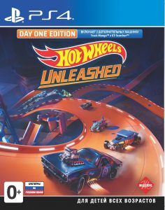 PS 4 Hot Wheels Unleashed