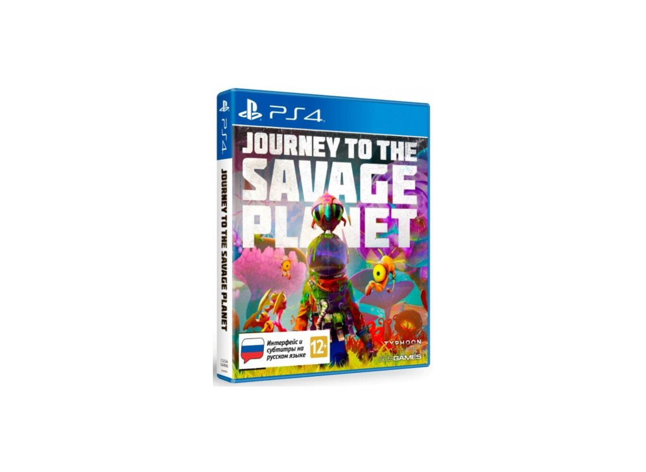 PS 4 Journey to the Savage Planet PS 4