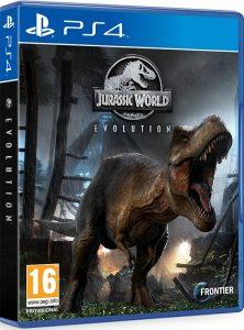 PS 4 Jurassic World Evolution