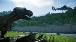PS 4 Jurassic World Evolution PS 4