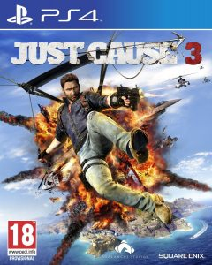 PS 4 Just Cause 3