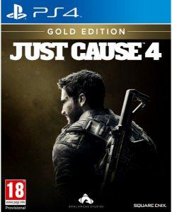 PS 4 Just Cause 4. Золотое издание
