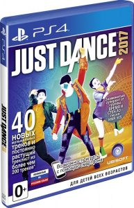 PS 4 Just Dance 2017