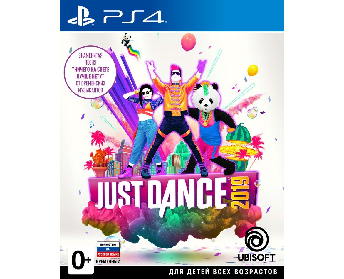 PS 4 Just Dance 2019 PS 4