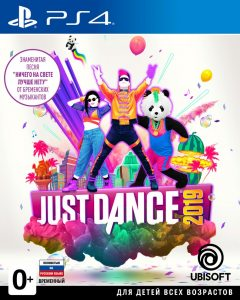 PS 4 Just Dance 2019