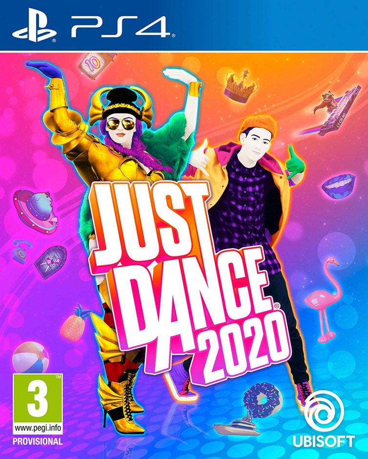 PS 4 Just Dance 2020 PS 4