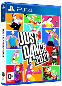 PS 4 Just Dance 2021