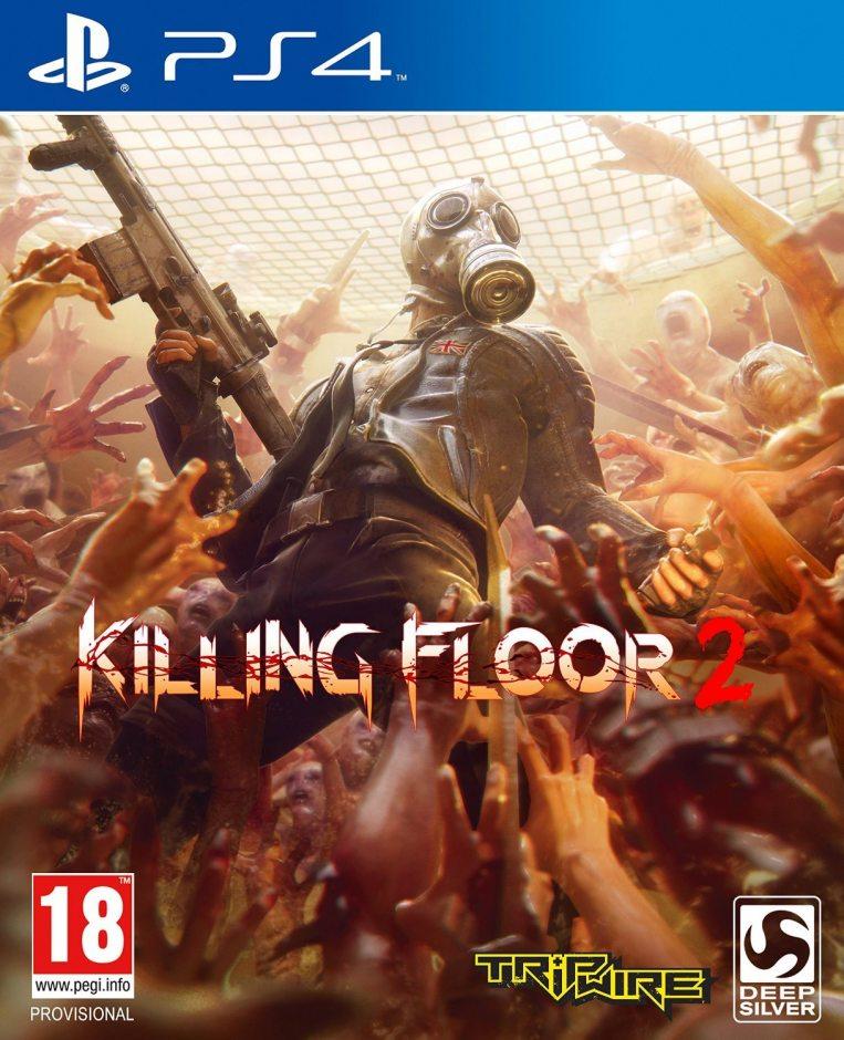 PS 4 Killing Floor 2 PS 4