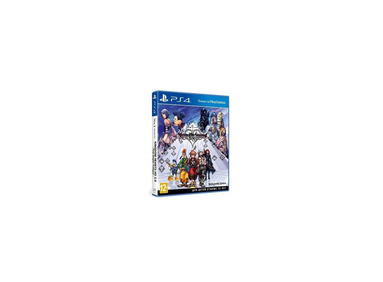 PS 4 Kingdom Hearts HD 2.8: Final Chapter Prologue PS 4