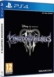 PS 4 Kingdom Hearts III