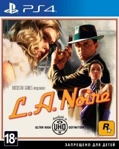 PS 4 L.A. Noire