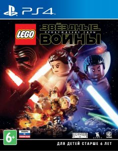 PS 4 LEGO Звездные войны: Пробуждение Силы
