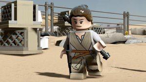 PS 4 LEGO Звездные войны: Пробуждение Силы PS 4