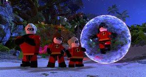 PS 4 LEGO Суперсемейка PS 4