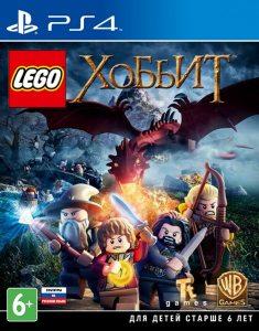 PS 4 Lego Хоббит