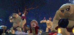 PS 4 Lego Хоббит PS 4