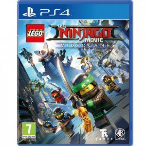 PS 4 LEGO: Ниндзяго Фильм: Видеоигра