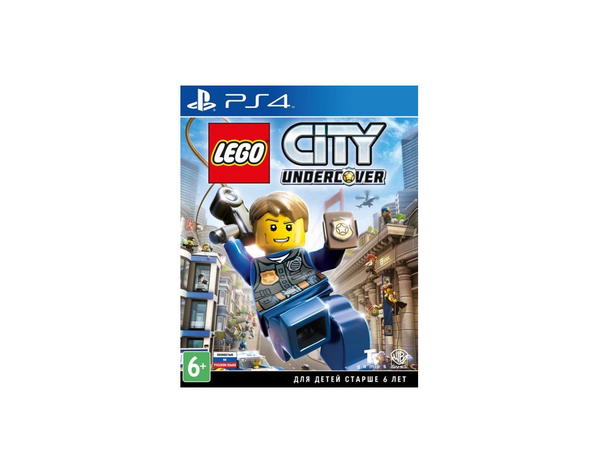 PS 4 Lego City Undercover PS 4