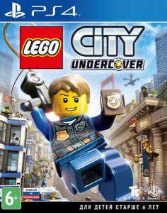 PS 4 Lego City Undercover