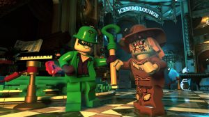 PS 4 LEGO DC Super-Villains PS 4