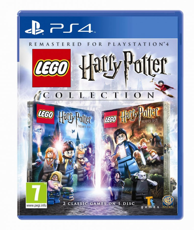 PS 4 LEGO Harry Potter Collection PS 4
