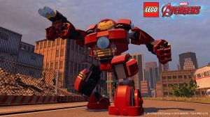 PS 4 LEGO Marvel Мстители (Avengers) PS 4