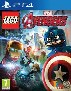 PS 4 LEGO Marvel Мстители (Avengers)