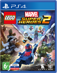 PS 4 LEGO Marvel Super Heroes 2