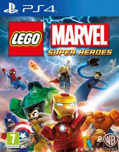 PS 4 LEGO Marvel Super Heroes