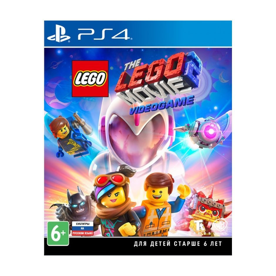 PS 4 LEGO Movie 2 Videogame PS 4
