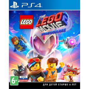 PS 4 LEGO Movie 2 Videogame
