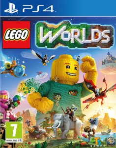 PS 4 LEGO Worlds