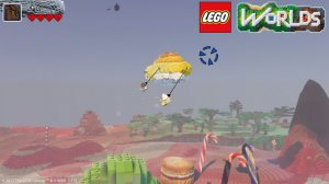 PS 4 LEGO Worlds PS 4