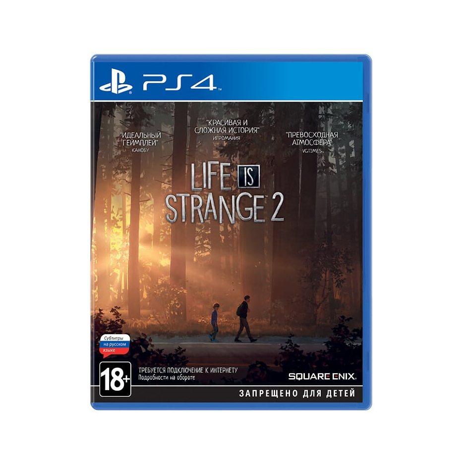 PS 4 Life is Strange 2 PS 4