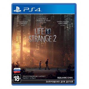 PS 4 Life is Strange 2