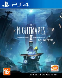 PS 4 Little Nightmares II. Издание 1-го дня