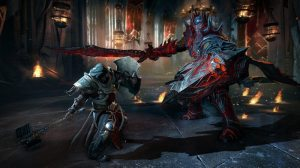 PS 4 Lords Of The Fallen PS 4