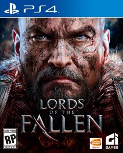 PS 4 Lords Of The Fallen