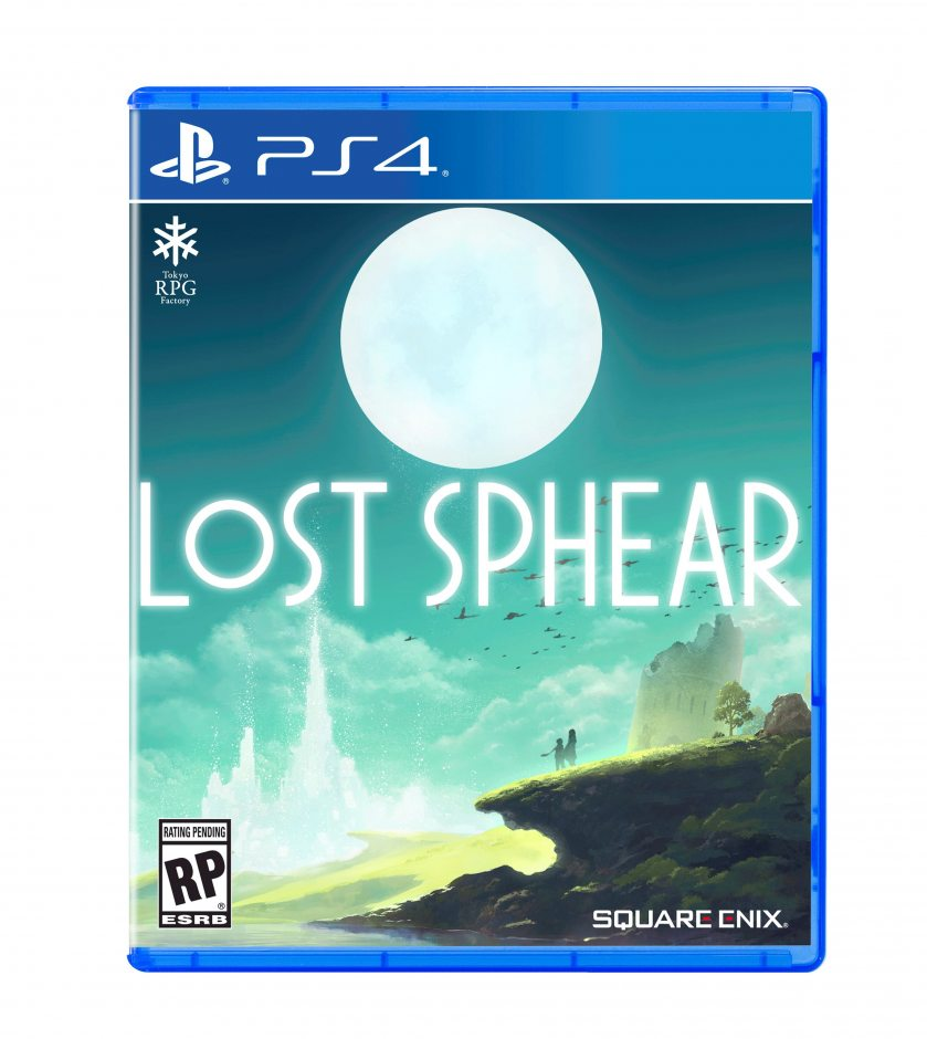 PS 4 Lost Sphear PS 4