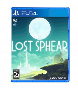 PS 4 Lost Sphear