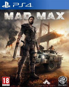 PS 4 Mad Max