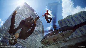PS 4 Marvel Человек-паук. Издание «Игра года» PS 4