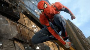 PS 4 Marvel Человек-паук PS 4
