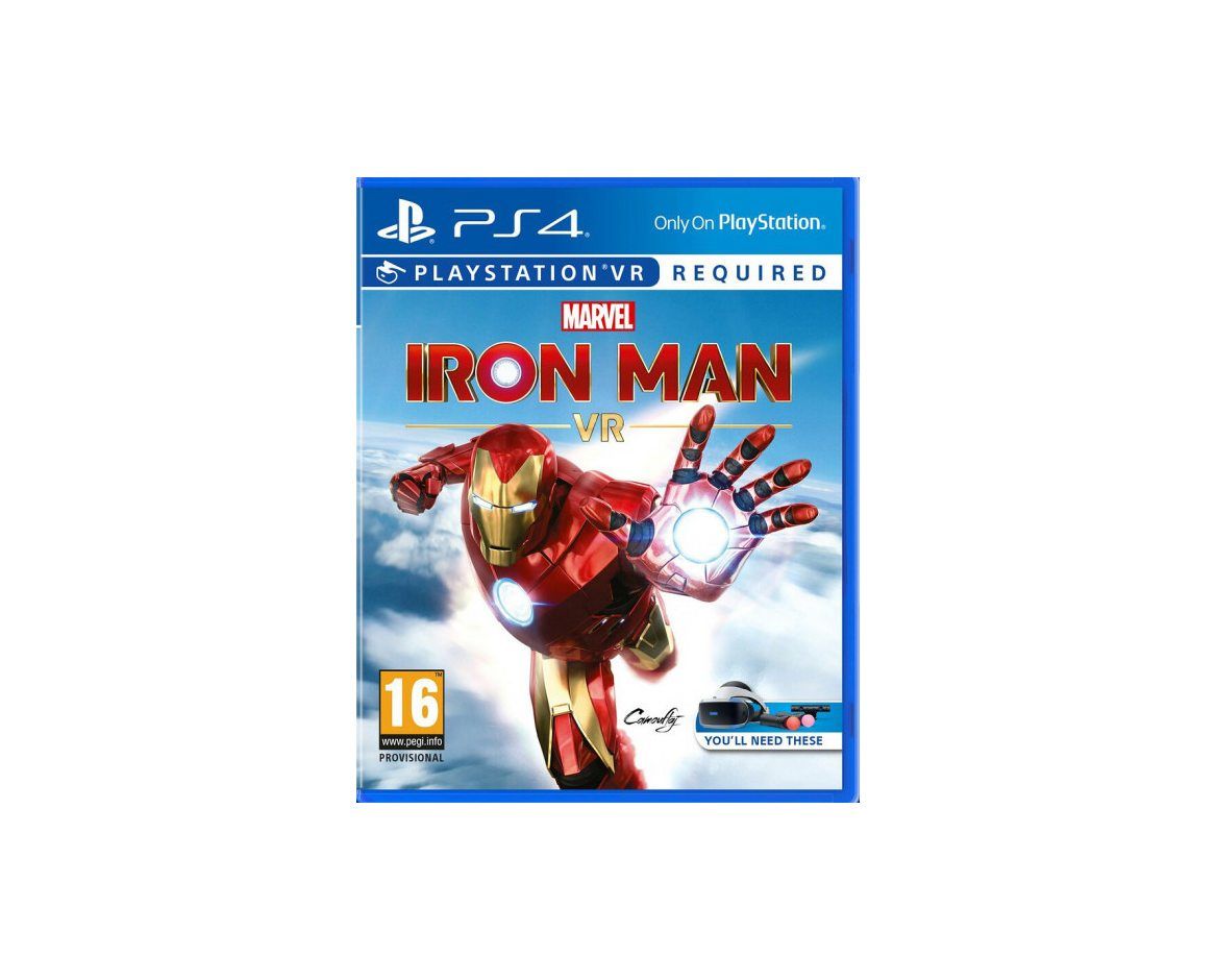 PS 4 Marvel's Iron Man VR PS 4