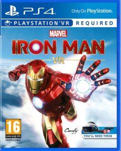 PS 4 Marvel's Iron Man VR